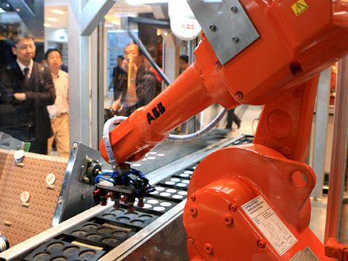 工业机器人实