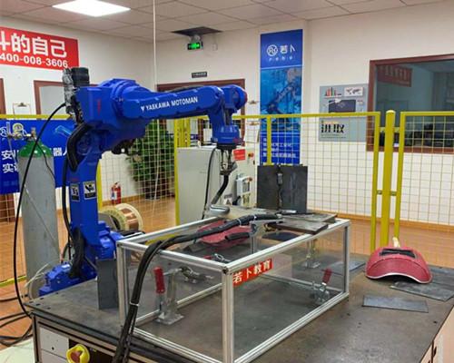 安川焊接机器人实战培训