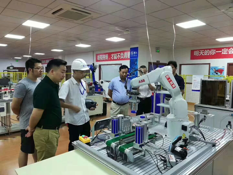 电气自动化技术工资_工业机器人都需要掌握哪些技术-若卜工业机器人培训学院