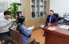 欢迎韩国KBS国家电视台采访若卜智能制造学院徐